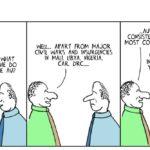 Cartoon: Two Guys - and Nkosazana Dlamini-Zuma