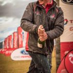 Toyota rally champ Poulter takes a break to focus on health