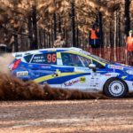"""Young Guns"" drop to second overall in rally log despite podium finish"