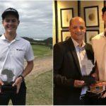 Nienaber nails maiden Junior Series title