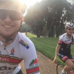 Professional cyclists put Footloose Pedals to the test