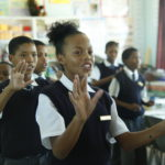 Shell's numeracy programme helps Western Cape primary school embrace Maths
