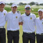 Lamprecht is Junior President's Cup bound
