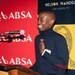 Nelson Mandela students in George embrace Absa CEO Scholarship