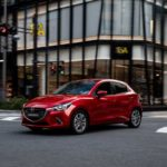 You'll feel right at home in the new Mazda2 Individual Plus