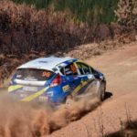 Final chapter a big gamble for Leeke and  Köhne at Carnival City Rally