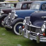 George Old Car Show 2018
