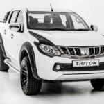 Mitsubishi Motors SA tough-looking Triton Xtreme Limited Edition will stand out in a crowd