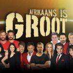 Afrikaans is Groot gaan wéér groot in Kaapstad