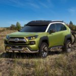 Toyota's concept SUV will cater for all lifestyles