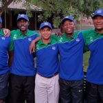 SWD Umpires on duty at National Cricket Weeks