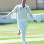 Century for SWD's Francois Barnard at Coca-Cola Week