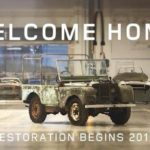 """Land Rover marks 70 years by restoring """"missing"""" vehicle that started it all"""
