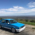 South Africa's classic Citi Golf starts its great trek to one of Volkswagen's biggest events