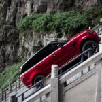 Range Rover's new performance SUV conquers the Dragon Challenge