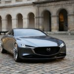 Mazda Vision Coupe wins most beautiful concept award