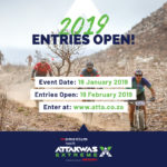 Attakwas Extreme Entries Open on Monday 19 February