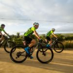 Late surge gives Kruger and Marais another stage win