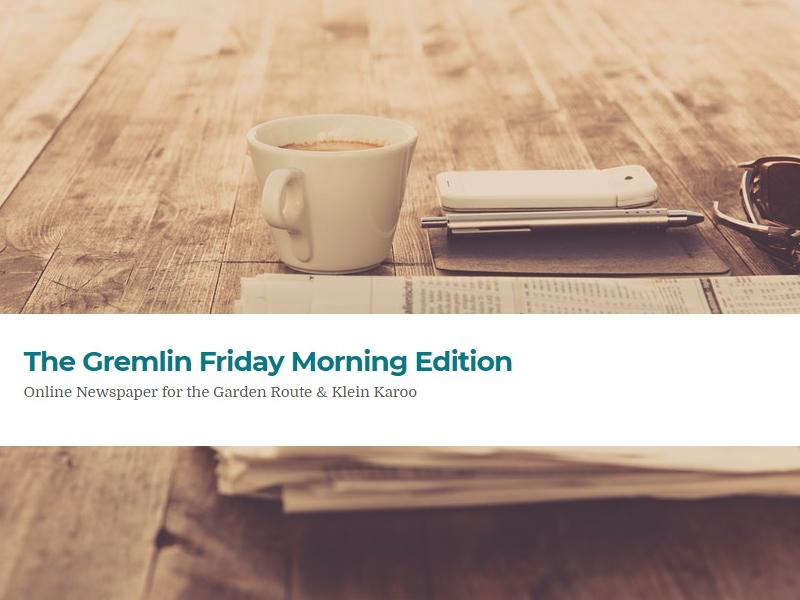 friday morning edition the gremlin