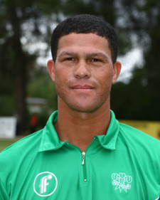 Pieter Stuurman, who made 95 for Union Stars against Pirates United