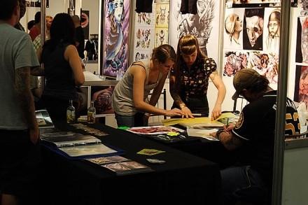 Tattoo Expo pics