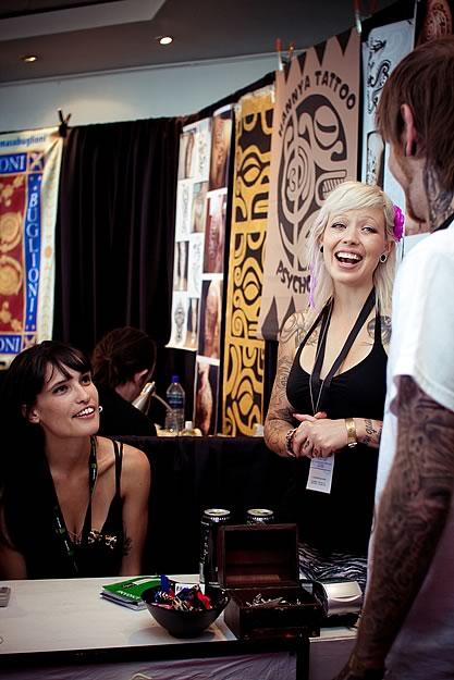 Tattoo Expo pics c