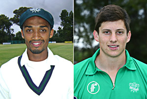 Lyndon Volkwyn (6/10) and Gareth Dukes (4/5) were the bowling heroes as NMMU dismissed Knysna Cavaliers for only 16 runs.