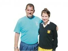 Coach Vic La Grange & Jo-Ane Van Dyk