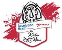 Ride the Rhino logo 3