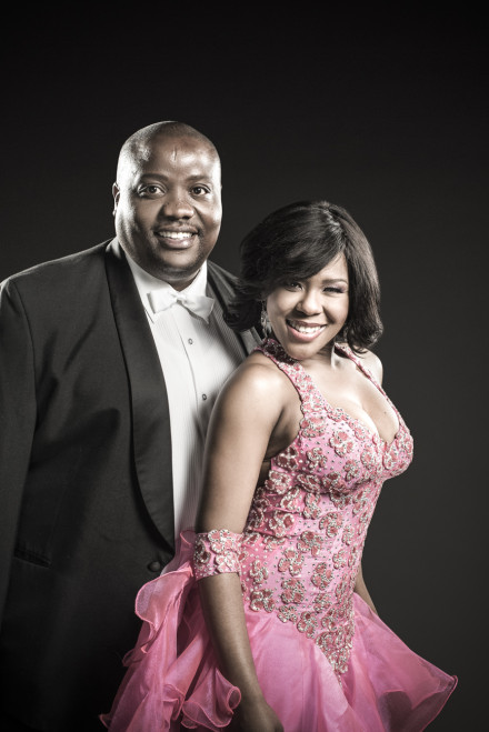 Kwaito star L'vovo and partner Mary Martins is the first couple to be eliminated in the 6th season of Strictly Come Dancing on SABC3