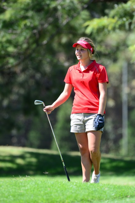 Imkeleen Meyer will line up for Eastern Province in the B-Section of the 53rd Pick n Pay SA Womens Inter-Provincial at Port Elizabeth Golf Club next week; credit WGSA