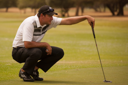 KwaZulu-Natal's Elton James will be part of the eight-man side hunting for glory in the SA Mid-Amateur Inter-Provincial at Durban Country Club from 14-18 October; credit Dale Boyce