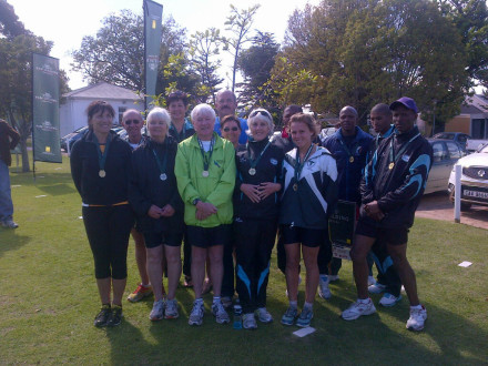 ASWD 10km Race Walking Championships 24 Sep 2013.  Pic by Sarie Exton