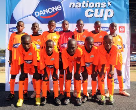 Daniye Primary School Team Picture