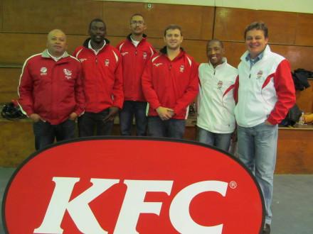 KFC Mini Cricket provincial seminar