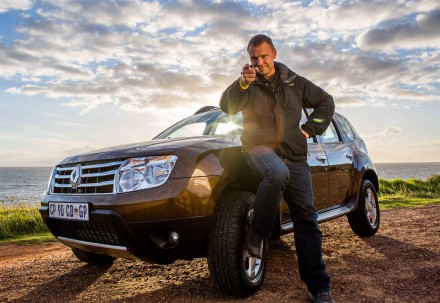 Justin Bonello and the Renault Duster