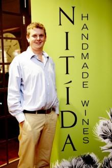 Nitida Winemaker Brendan Butler