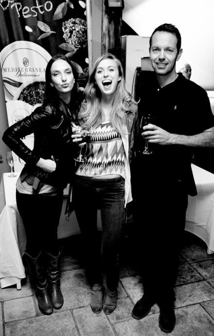 Jade Allen; Kayla Bonnette; Ryan Scott