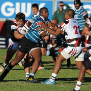 2014 Absa Currie Cup, Qualifier: GWK Griquas v Border Bulldogs