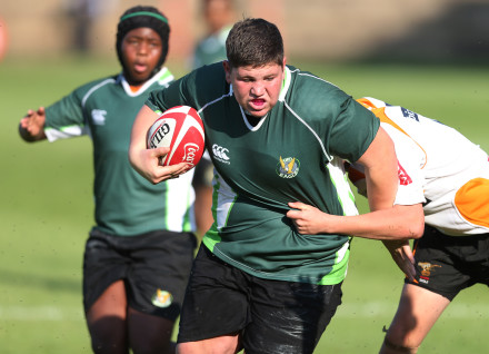 Stephan Posthumus of SWD during day 1 of the Coca-Cola Craven Week U13 event at Glenwood High School on June 30