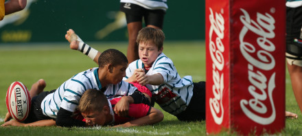 GV in the match between Pumas and Griquas during day 3 of the Coca-Cola Craven Week
