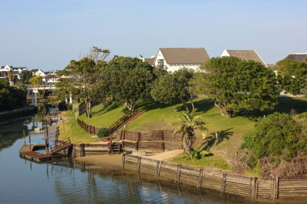 This canal plot in St Francis Bay was recently sold by Pam Golding Properties for R2 million