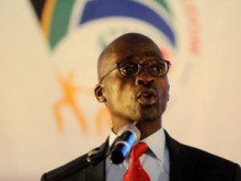 Home Affairs Minister Malusi Gigaba. Picture: Timothy Bernard.