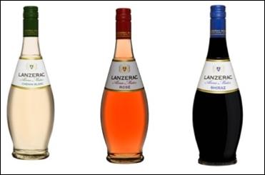 Left to right: Alma Mater Chenin Blanc, Alma Mater Rosé and Alma Mater Shiraz