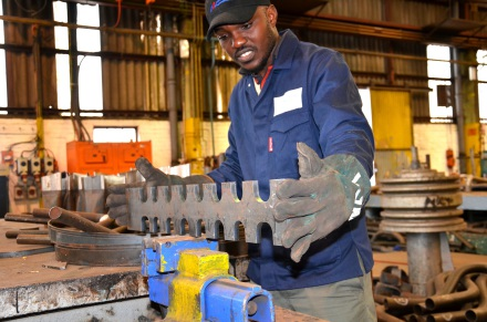 Bursaries are on offer for university students pursuing studies in engineering and construction environment fields