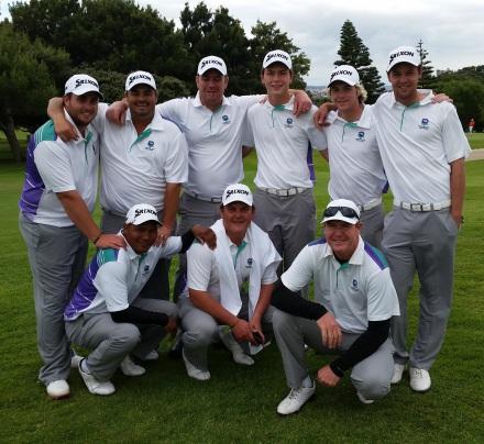 Southern Cape team; credit SCGU