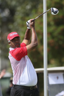 Mzuyanda Zingela helped EP to victory against KwaZulu-Natal on day two of the South African Mid-Amateur Inter-Provincial at Middelburg Country Club; credit Action Pix Event Photography.