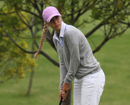 Top junior Cara Gorlei will lead the Western Province challenge in the A-Section in the 54th Pick n Pay SA Womens Inter-Provincial, which tees off at Royal Golf Club on Tuesday; credit WGWP.