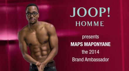 Maps Joop Ambassador