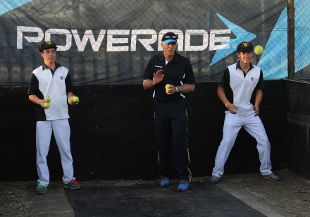 Powerade Cricket Performance Session